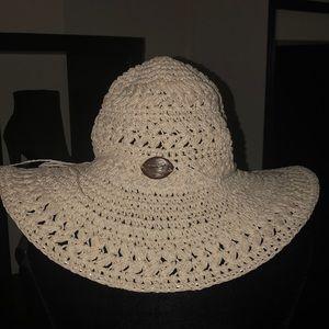 Panama Jack women's crocheted Toyo 🌞Sun Hat